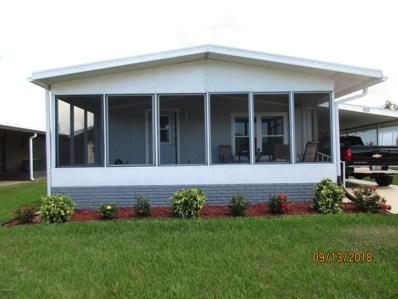 507 Puffin Drive, Barefoot Bay, FL 32976 - MLS#: 824478