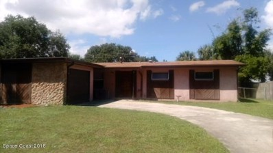 1145 Martha Lee Avenue, Rockledge, FL 32955 - MLS#: 824479