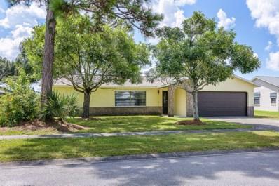 306 Cinnamon Lake Circle, Melbourne, FL 32901 - MLS#: 824513