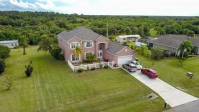 411 Allison Drive, Palm Bay, FL 32908 - MLS#: 824522