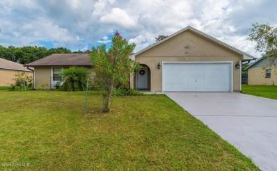 277 Gladiola Road, Palm Bay, FL 32907 - MLS#: 824528