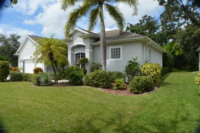 2472 Woodfield Circle, West Melbourne, FL 32904 - #: 824559