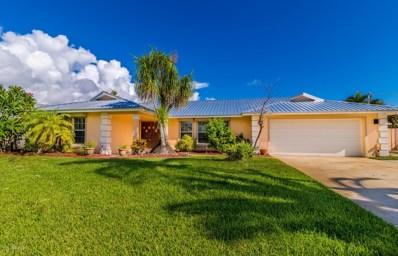 290 Hiawatha Way, Melbourne Beach, FL 32951 - MLS#: 824569