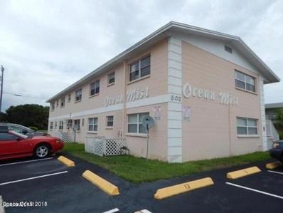 302 Lincoln Avenue UNIT 9, Cape Canaveral, FL 32920 - MLS#: 824580