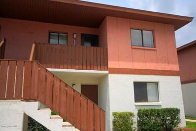 1706 University Lane UNIT 608, Cocoa, FL 32922 - MLS#: 824590