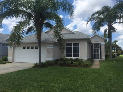 2310 Addington Circle, Rockledge, FL 32955 - MLS#: 824613