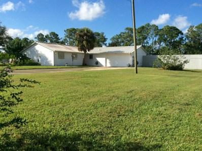 3620 Wood Duck Drive, Mims, FL 32754 - MLS#: 824663