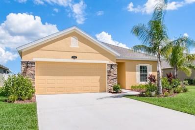 2545 Snapdragon Drive, Palm Bay, FL 32907 - MLS#: 824670