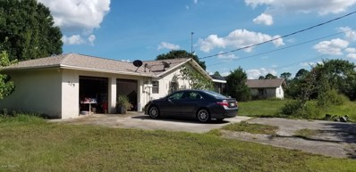 1705 Atz Road, Malabar, FL 32950 - MLS#: 824672