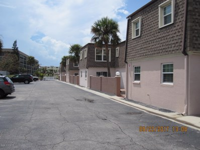 390 W Cocoa Beach Causeway UNIT 31, Cocoa Beach, FL 32931 - MLS#: 824675