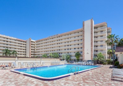 1830 N Atlantic Avenue UNIT C504, Cocoa Beach, FL 32931 - MLS#: 824679
