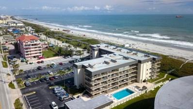 4100 Ocean Beach Boulevard UNIT 210, Cocoa Beach, FL 32931 - MLS#: 824688