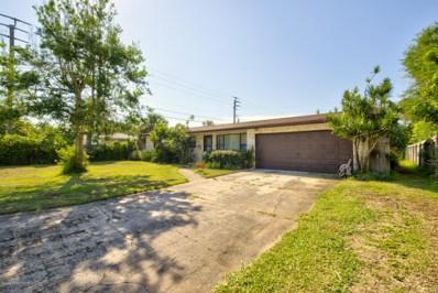 164 SE 2nd Street, Satellite Beach, FL 32937 - MLS#: 824689
