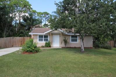 290 Tatum Road, Palm Bay, FL 32908 - MLS#: 824770