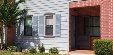 1785 Harrison Street UNIT 111, Titusville, FL 32780 - MLS#: 824771