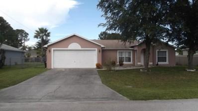 171 Del Monte Street, Palm Bay, FL 32907 - MLS#: 824849