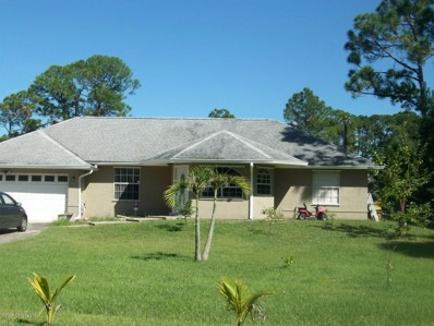 881 SW Gena Road, Palm Bay, FL 32908 - #: 824860