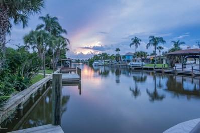103 Antigua Drive, Cocoa Beach, FL 32931 - MLS#: 824861