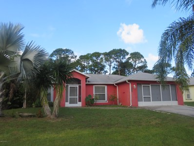2560 Palomar Avenue, Palm Bay, FL 32909 - MLS#: 824875