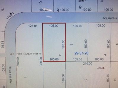 1626 Bolanos Street, Palm Bay, FL 32909 - MLS#: 824976