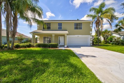 1911 Fabien Circle, Melbourne, FL 32940 - MLS#: 824990