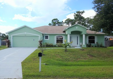 941 Toluca Street, Palm Bay, FL 32909 - MLS#: 825018