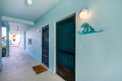 351 Taylor Avenue UNIT E3, Cape Canaveral, FL 32920 - MLS#: 825027