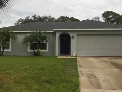 1084 SE Welch Road, Palm Bay, FL 32909 - MLS#: 825051