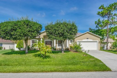 491 Sauders Road, Palm Bay, FL 32909 - MLS#: 825073