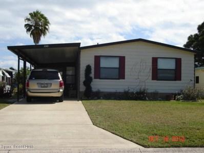 1434 Gardenia Drive, Barefoot Bay, FL 32976 - MLS#: 825077