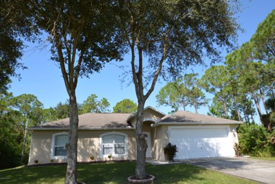 3288 San Miguel Avenue, Palm Bay, FL 32909 - MLS#: 825100