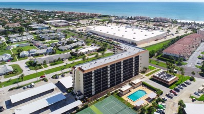 500 Palm Springs Boulevard UNIT 801, Indian Harbour Beach, FL 32937 - MLS#: 825110