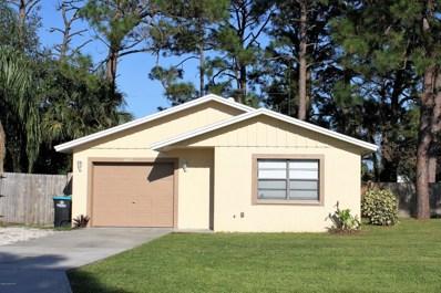 305 NE Cambridge Avenue, Palm Bay, FL 32907 - MLS#: 825130