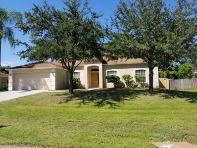 633 Thuringer Street, Palm Bay, FL 32907 - MLS#: 825191