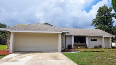 298 Yellowstone Avenue, Palm Bay, FL 32907 - MLS#: 825201