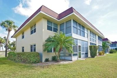 161 Cape Shores Circle UNIT 2-E, Cape Canaveral, FL 32920 - MLS#: 825239