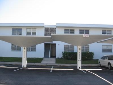8401 N Atlantic Avenue UNIT I 4, Cape Canaveral, FL 32920 - MLS#: 825263