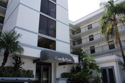 7400 Ridgewood Avenue UNIT 413, Cape Canaveral, FL 32920 - MLS#: 825313