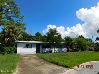 970 Pinson Boulevard, Rockledge, FL 32955 - MLS#: 825322