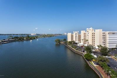 134 Starboard Lane UNIT 709, Merritt Island, FL 32953 - MLS#: 825332
