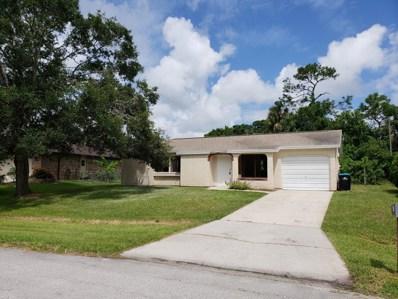 143 NE Memory Lane, Palm Bay, FL 32907 - MLS#: 825365
