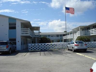 215 Circle Drive UNIT 18, Cape Canaveral, FL 32920 - MLS#: 825373