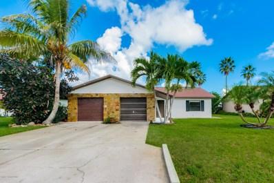 144 Amber Place, Melbourne Beach, FL 32951 - MLS#: 825407