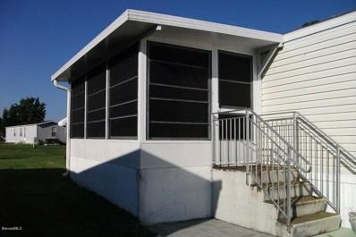 1142 NE Greenview Court, Palm Bay, FL 32907 - MLS#: 825426