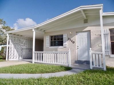 3320 Carnegie St., Titusville, FL 32796 - MLS#: 825439