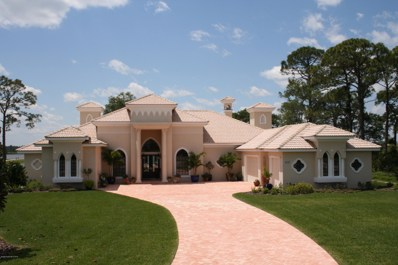 3860 S Courtenay Parkway, Merritt Island, FL 32952 - MLS#: 825444