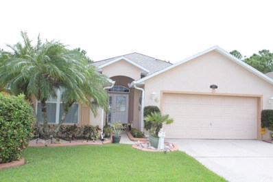 2401 Stratford Pointe Drive, West Melbourne, FL 32904 - MLS#: 825477