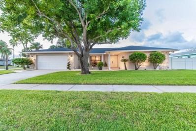 390 Maple Drive, Satellite Beach, FL 32937 - MLS#: 825523