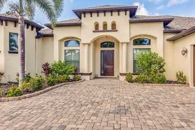 6240 Bertram Drive, Rockledge, FL 32955 - MLS#: 825553