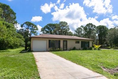 893 Upland Avenue, Palm Bay, FL 32909 - MLS#: 825567